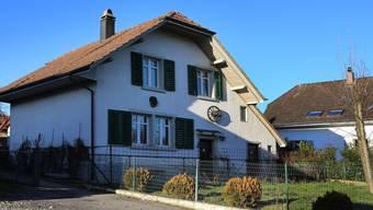 Dieses Einfamilienhaus vererbte der im März 2014 verstorbene Besitzer der Einwohnergemeinde Wolfwil.