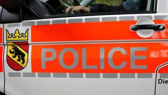Die Kantonspolizei Bern musste am Samstag wegen eines schweren Motorradunfalls nach Meiringen ausrücken. (Symbolbild)