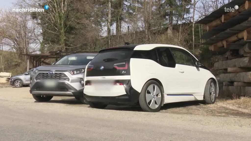 Zonen nur für Elektro-Autos