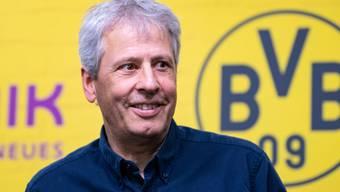Lucien Favre empfängt mit Dortmund in der 2. Cup-Runde Borussia Mönchengladbach
