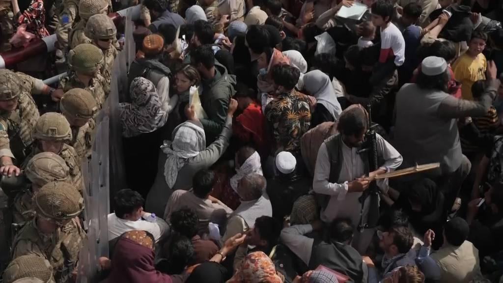 Afghanistan-Luftbrücke endet: So einschneidend waren die Evakuierungen der letzten zwei Wochen