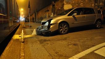 "Autofahrer fährt ins ""Bipperlisi"""
