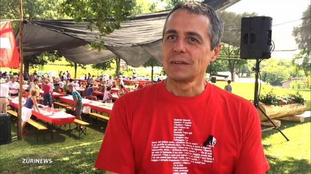 Wird Ignazio Cassis der neue Bundesrat?