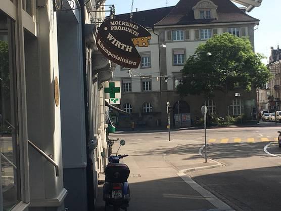 Burgfelderplatz