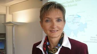 Sonja Wollkopf, Geschäftsführerin Great Zurich Area