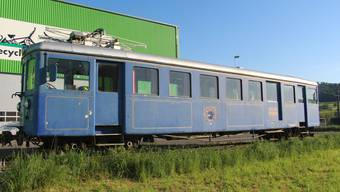Alter WSB-Wagen