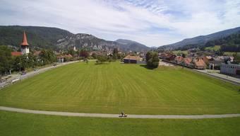 Auf der Hunzikerwiese soll demnächst das Projekt «Demenzpark» verwirklich werden, welches im Gemeinderat grosse Akzeptanz geniesst.