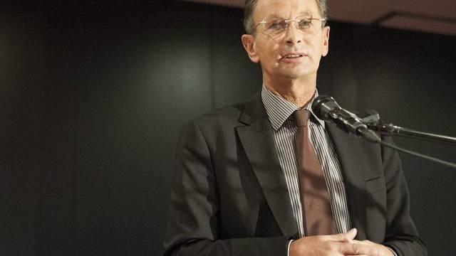 FDP-Präsident Philipp Müller (Archiv)