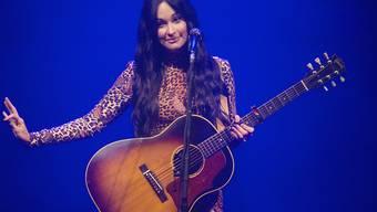 Die US-Sängerin Kacey Musgraves (31) trennt sich von ihrem Mann, Sänger-Songwriter Ruston Kelly (31). Das Paar hatte vor zweieinhalb Jahren geheiratet. (Archivbild)