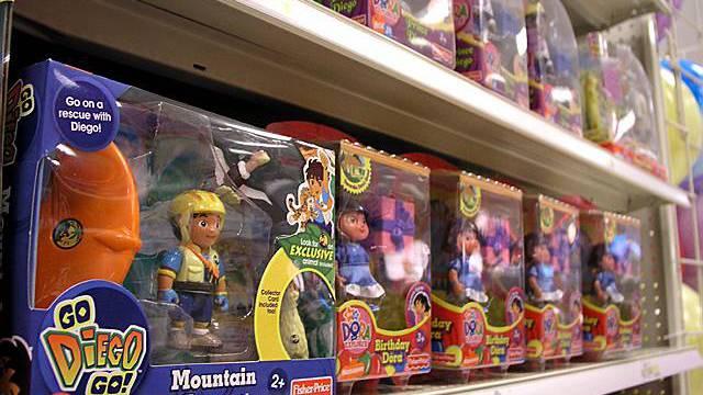 Mattel-Spielzeug (Archiv)