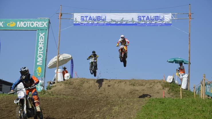 Impressionen vom Motocross Muri