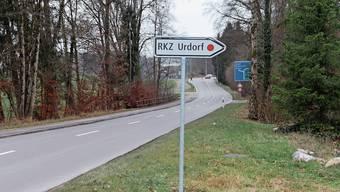 Für viele ein unbekannter Ort: Die Gruppe «Close Bunker» sucht die Unterstützung der Urdorfer Bevölkerung, um gegen das Rückkehrzentrum (RKZ) vorzugehen.