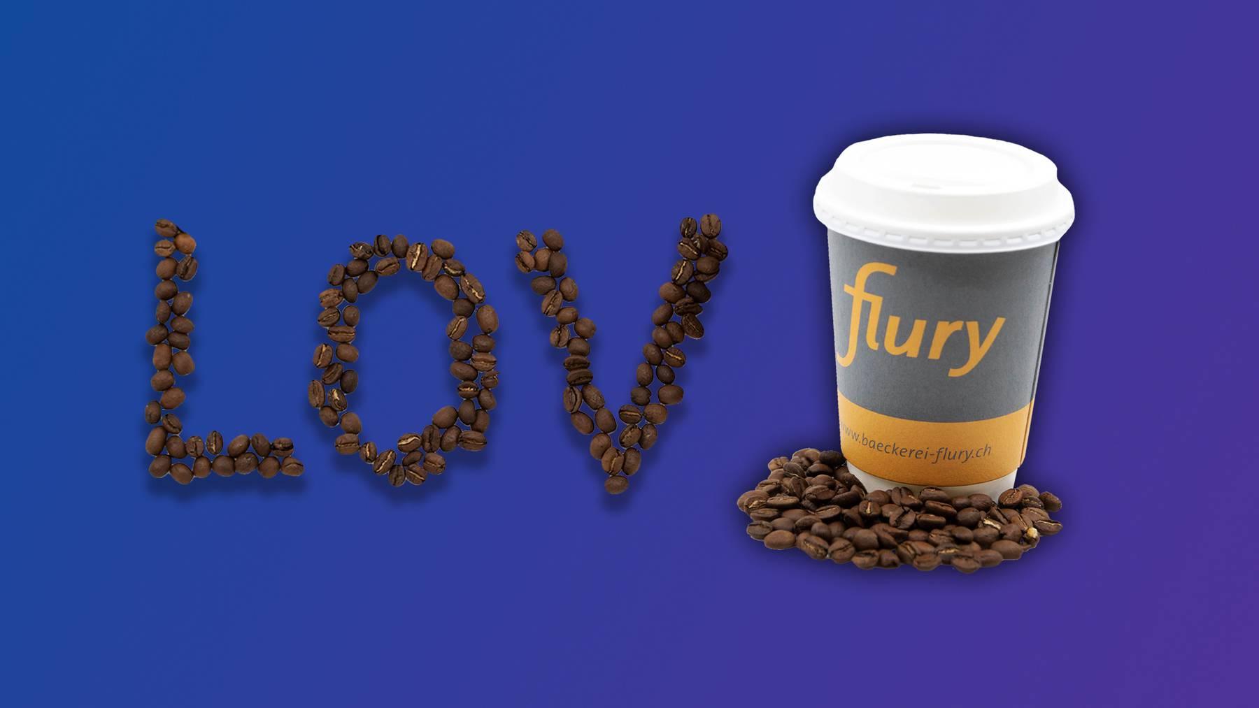 Coffee To Go - Morgenshow-Quiz Flury