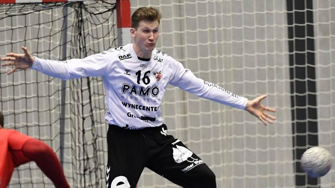 HSC-Goalie Leo Grazioli wurde wieder für die Nationalmannschaft nominiert.