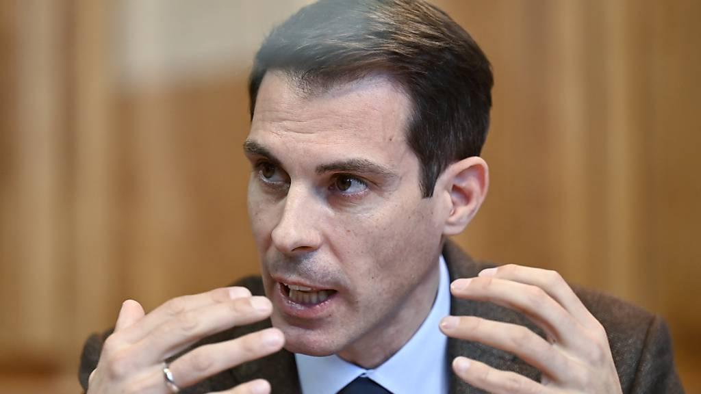 Thierry Burkart soll FDP-Präsident werden