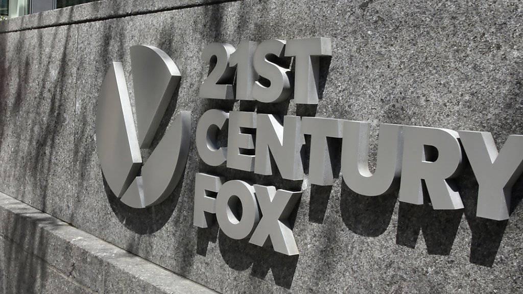 Die US-Steuerreform lässt bei Rupert Murdochs Unterhaltungskonzern 21st Century Fox die Gewinne sprudeln. (Archivbild)