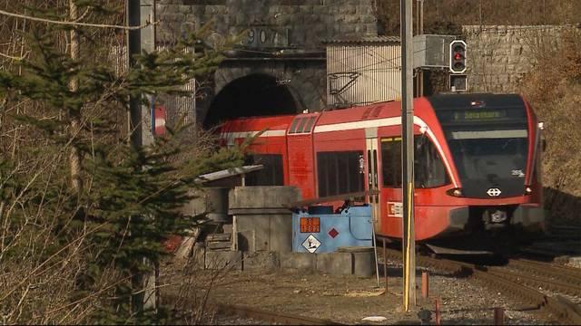 Sanierungspläne Weissensteintunnel