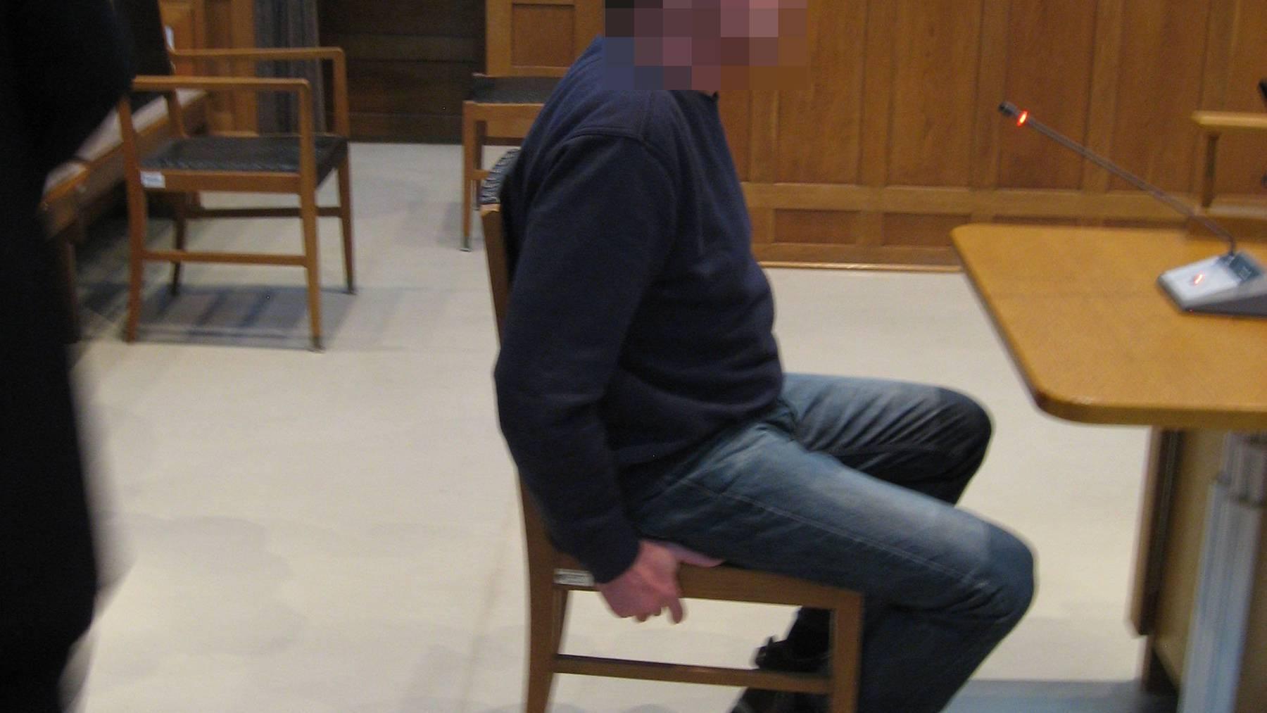 Peter K. musste sich am 18. Dezember wegen 14 Raubüberfällen vor Landesgericht Feldkirch verantworten.