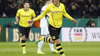 Henrich Mchitarjan erzielte für die Dortmunder das 1:0