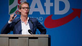 Steht mitten in der Spendenaffäre der «Alternative für Deutschland» (AfD): Die Politikerin Alice Weidel.