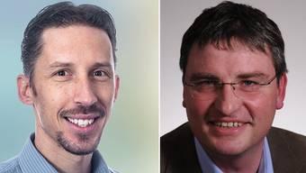 Die SP will mit Simon Bürki oder Stefan Hug das Gemeindepräsidium übernehmen.