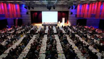 Der Verein «Tischlein deck dich» hat seine Ursprünge in Dietikon. Da lag es nahe, das Jubiläum in der Stadthalle Dietikon zu feiern.