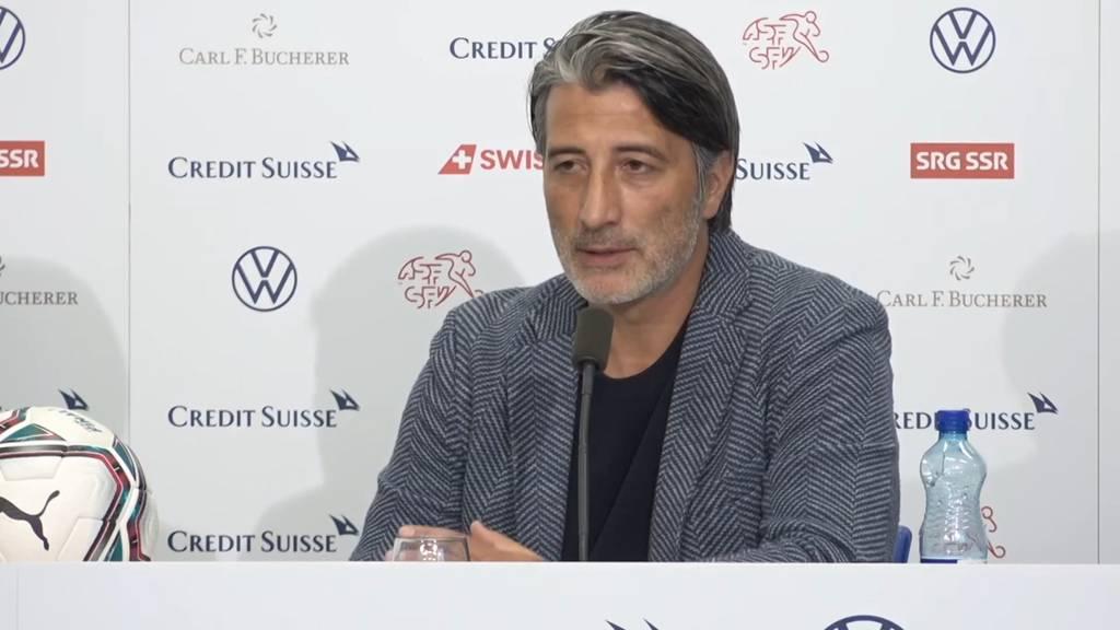 Nati-Trainer Yakin: «Auch ein Captain ist ein Mensch und hat seine Rechte»
