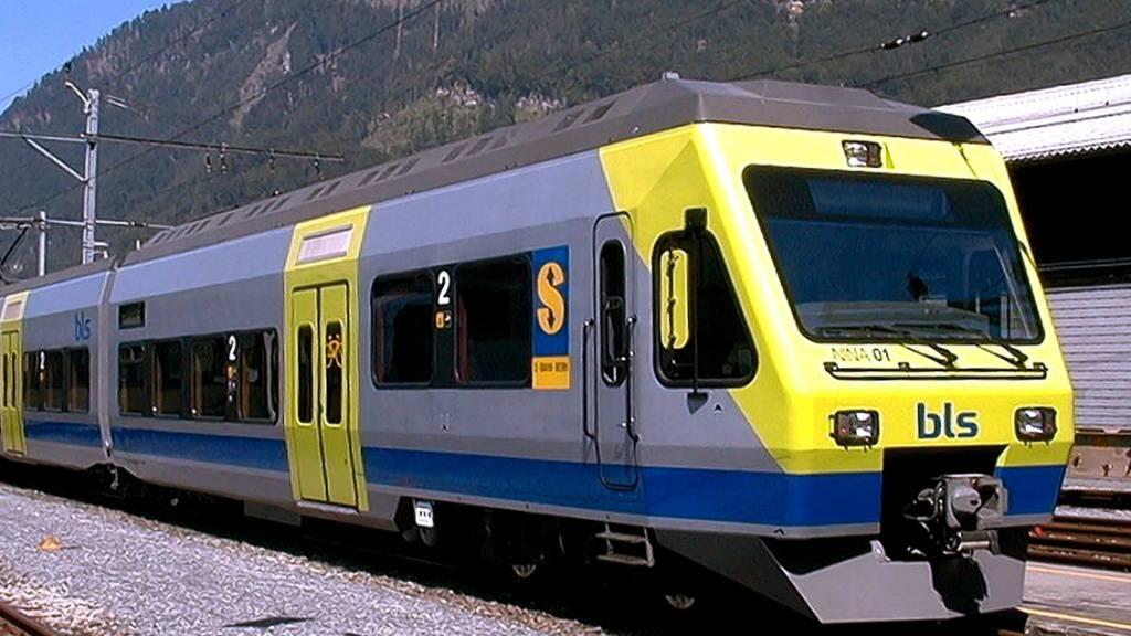 Klima-Anlagen bei 27 BLS-Zügen sind defekt