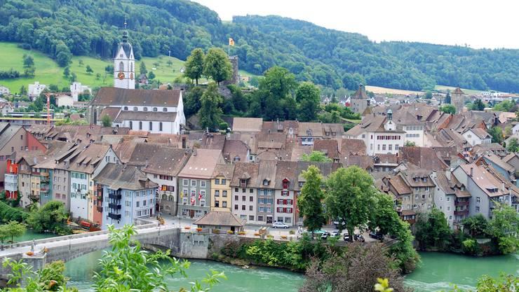 In Laufenburg bewerben sich ein Bisheriger und sechs neue Kandidaten um fünf Sitze im Stadtrat.
