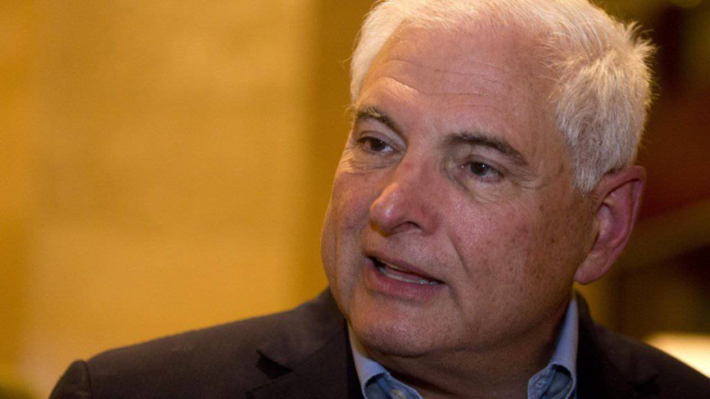 Panamas Ex-Präsident Ricardo Martinelli ist zur Festnahme ausgeschrieben. (Archivbild)