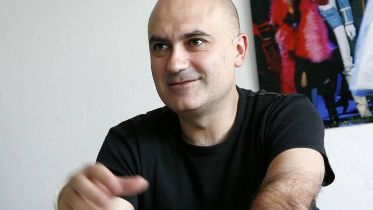 Regisseur Calixto Bieito.