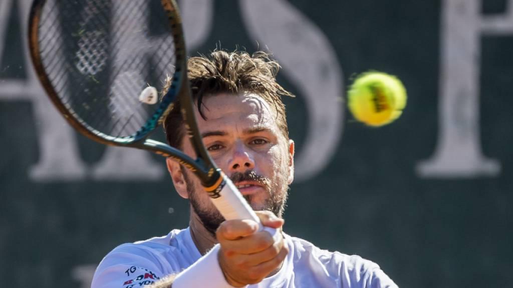Stan «the Man» fehlt dieses Jahr beim French Open in Paris