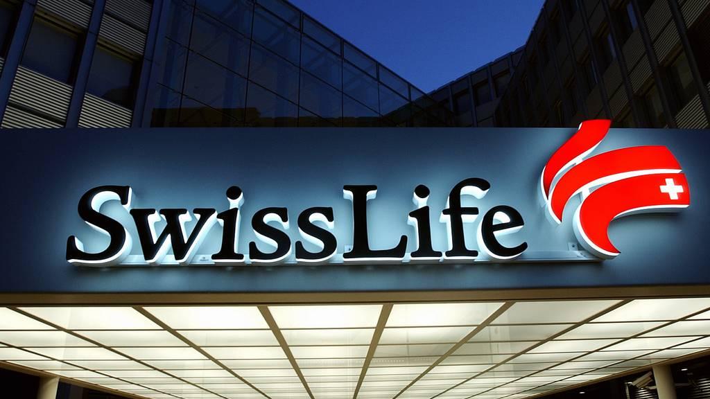 Swiss Life erleidet Gewinneinbruch