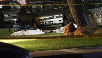 Mann erschiesst von seinem Auto aus sechs Menschen beim Vorbeifahren