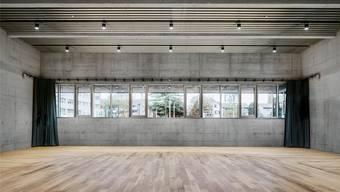 Neue Räume – neue Preise: Aula des Schulzentrums Gartenhof.