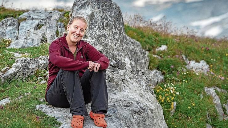 Mirjam Kosch (Grüne), Grossratskandidatin, Aarau