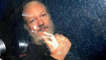 Ihm drohen 175 Jahre Haft in den USA: Wikileaks-Gründer Julian Assange.