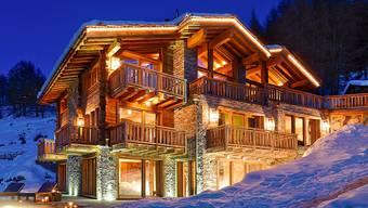 Als Hotels betriebene Chalets in Zermatt