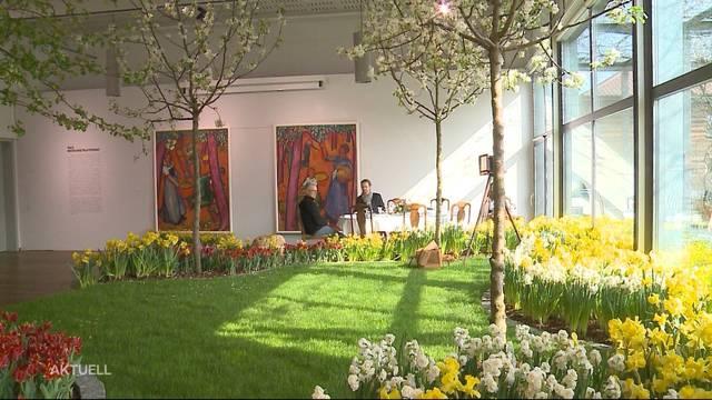 Wie sichert man Kunst im Wert von 40 Mio. Franken?