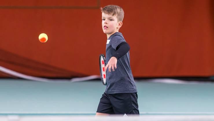 Bist du am Kids Day des Aargauischen Tennisverbandes mit dabei?