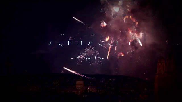 Musikalisches Feuerwerk «Straight Pyro Rock»