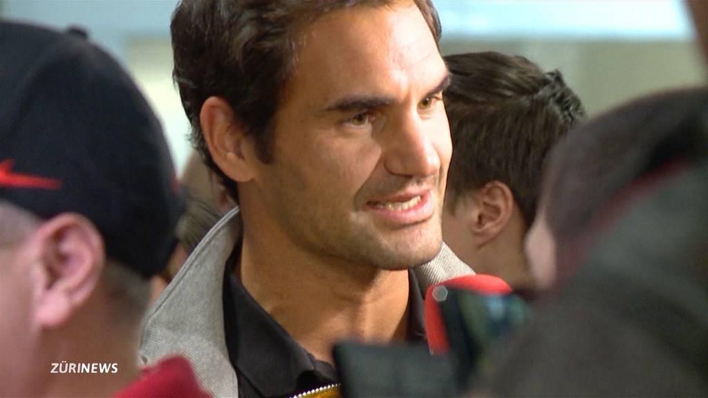 Roger Federer beendet Tennissaison wegen Knieproblemen