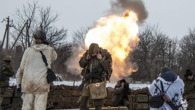 Vorerst kein Ende der Gefechte in der Ostukraine