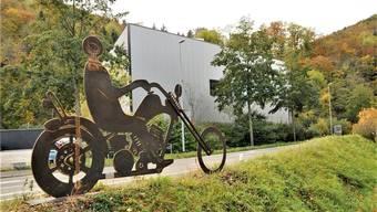 Densbüren orientiert sich in Richtung Aarau. Bild: Ueli Wild (1.11.18)