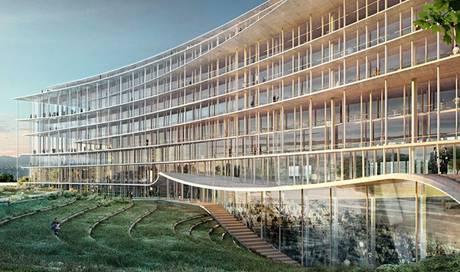 Herzog de meuron bauen k nftigen lombard odier firmensitz wirtschaft bz basel - Architekturburo basel ...