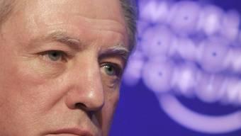 Der zurückgetretene Präsident von Barclays, Marcus Agius (Archiv)