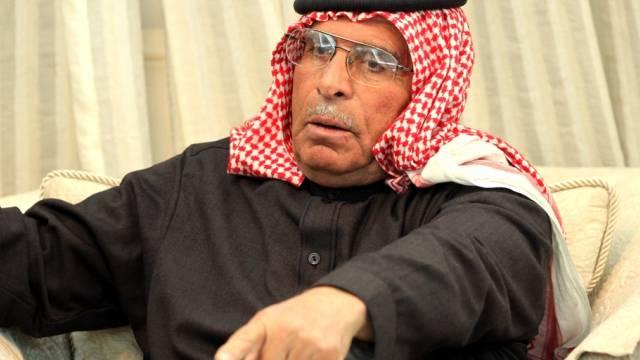 Fordert gute Behandlung seines Sohnes: Piloten-Vater Kassasbeh