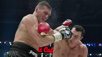Klitschko verteidigt Titel einstimmig nach Punkten