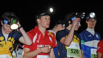 Daniel Hubmann gewann bei der letzten Nacht-SM-Austragung im Aargau vor fünf Jahren in Lenzburg.