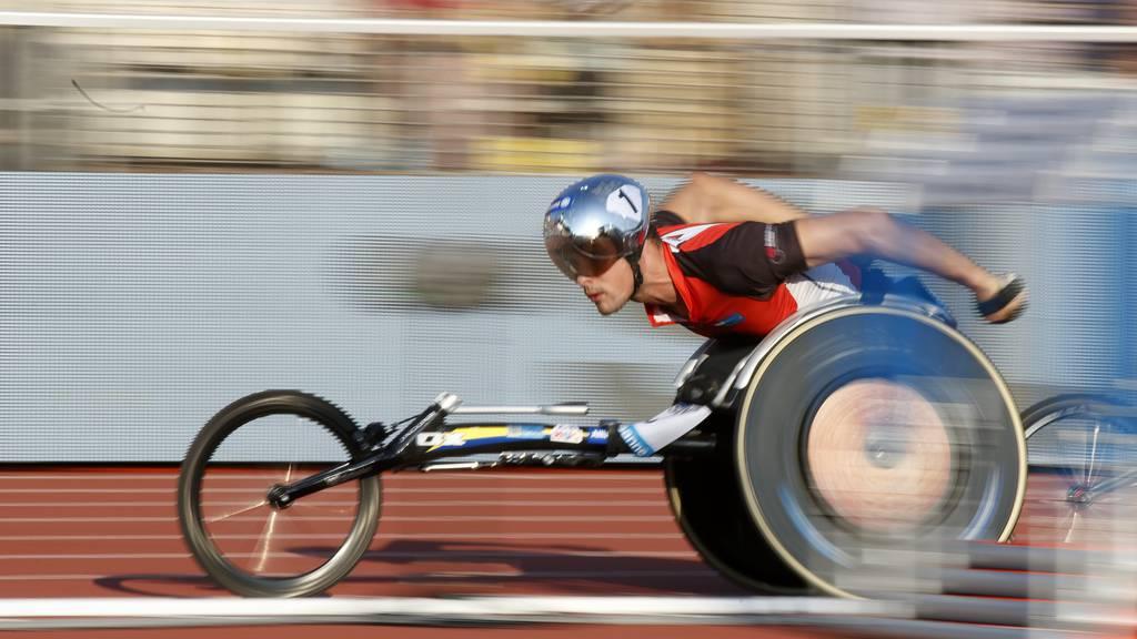Coop kündigt Sponsoringverträge mit Swiss Paralympic